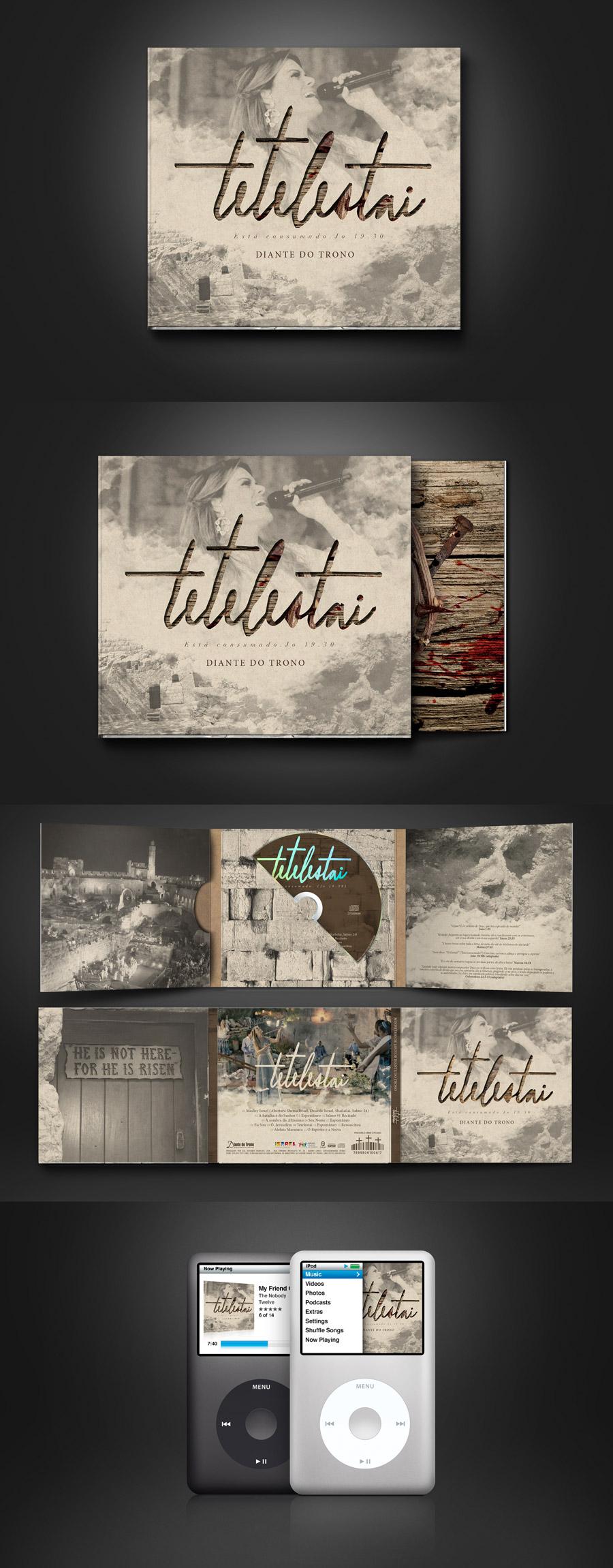 CD Tetelestai – Diante do Trono